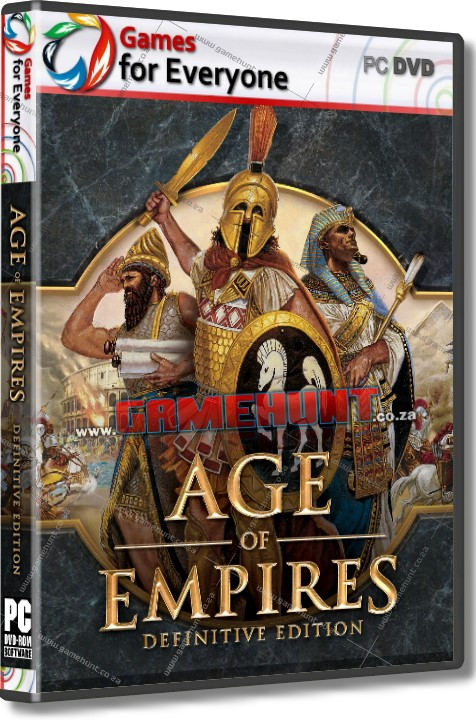 Age of Empires - Definitive Edition (Windows 10) - Click Image to Close