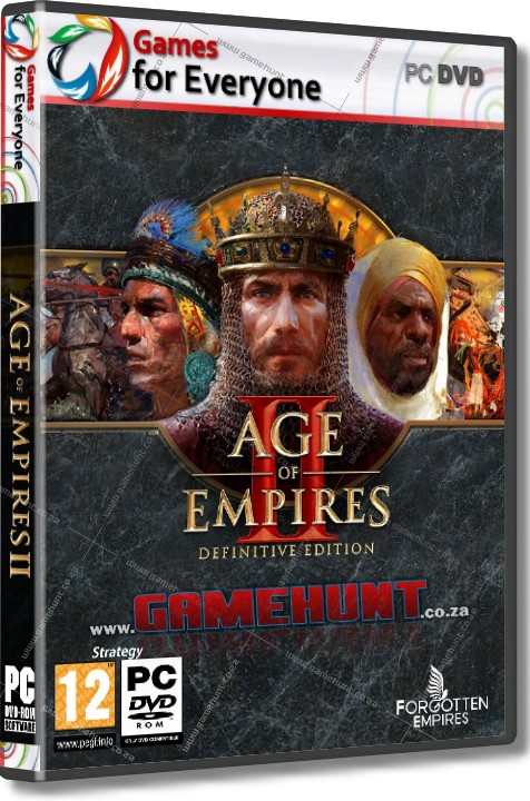 Age of Empires II - Definitive Edition - Click Image to Close