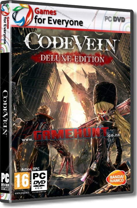 CODE VEIN - Click Image to Close