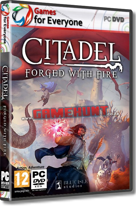 Citadel - Forged with Fire - Click Image to Close