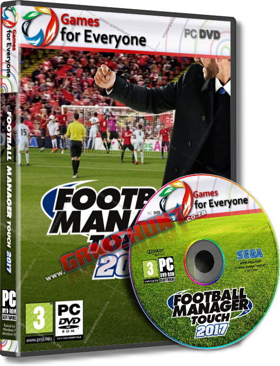 Football Manager Touch 2017 - Click Image to Close