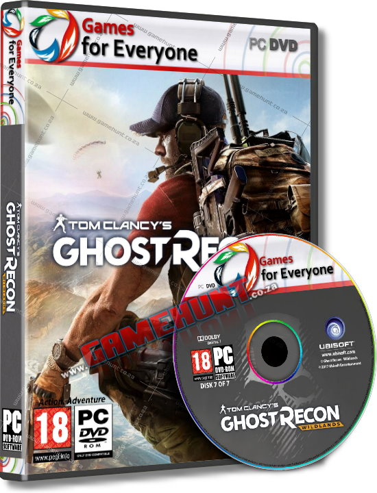 Ghost Recon - Wildlands - Click Image to Close