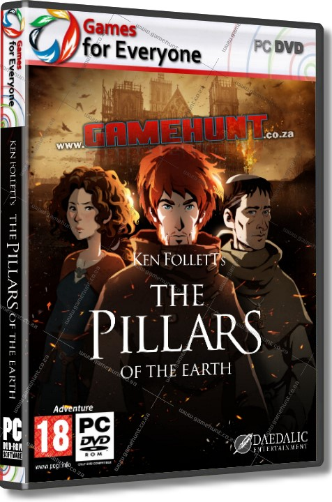 Ken Folletts - The Pillars of the Earth (Book1 to Book 3) - Click Image to Close