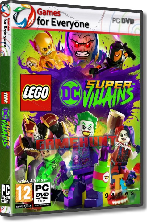 LEGO DC Super Villains - Click Image to Close
