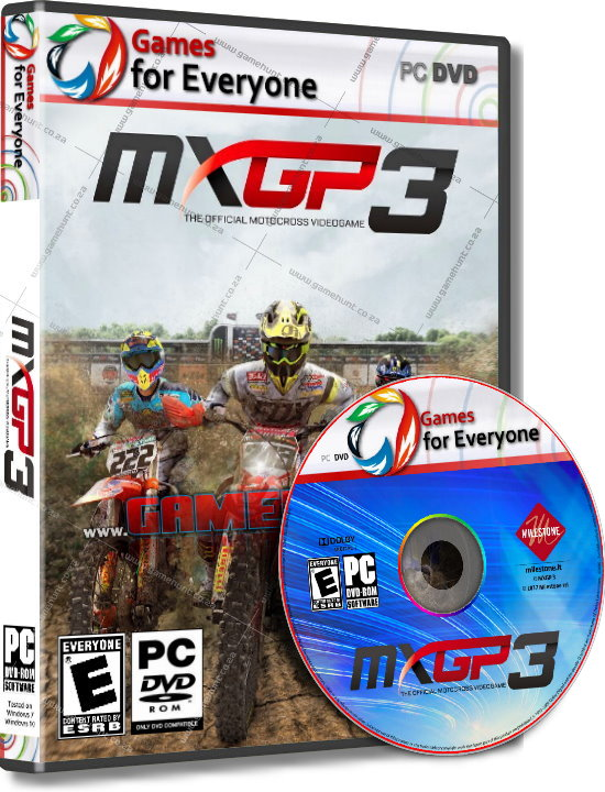 MXGP 3 - 2 Disk - Click Image to Close