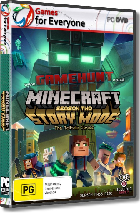 Minecraft Story Mode Season 2 - Click Image to Close