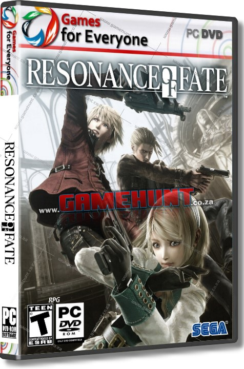 Resonance of Fate - Click Image to Close