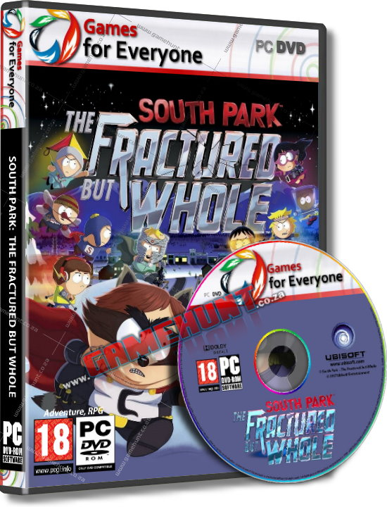 South Park - The Fractured but Whole - Click Image to Close