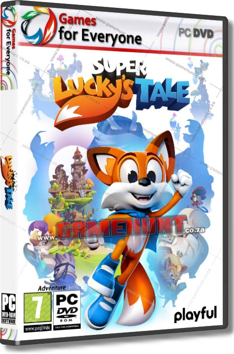 Super Lucky's Tale (Windows 10) - Click Image to Close