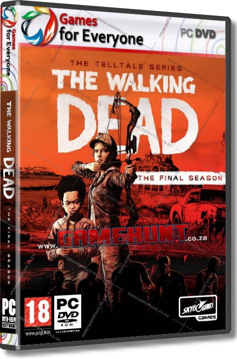 The Walking Dead - The Final Season - Click Image to Close