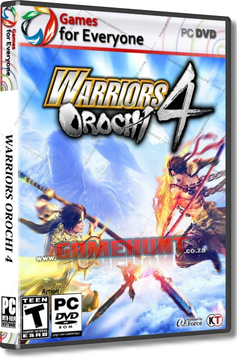 Warriors Orochi 4 - Click Image to Close