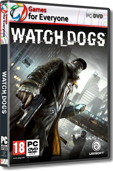 Watch Dogs - 2 Disk - Click Image to Close