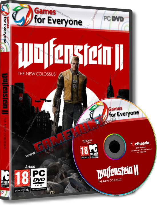 Wolfenstein II - The New Colossus - PROPER - Click Image to Close