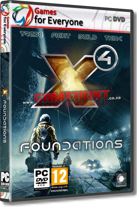 X4 - Foundations - Click Image to Close
