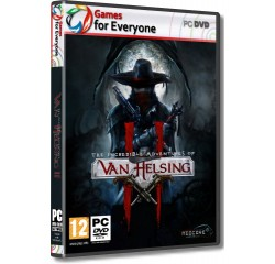 The Incredible Adventures of Van Helsing II - 2 Disk