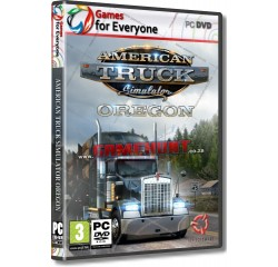 American Truck Simulator v1.32.4 and ALL DLC