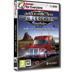 American Truck Simulator - New Mexico 2in1 v1.31.1.2