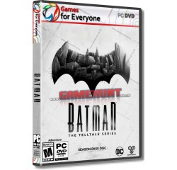 Batman - The Telltale Series - 2 Disk