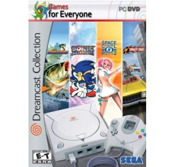 Dreamcast Collection 4in1