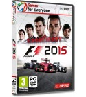 F1 2015 - 2 Disk