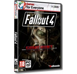 Fallout 4 - 4 Disk