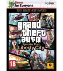 Grand Theft Auto - Episodes from Liberty City - (2 Disk)