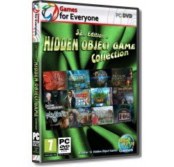 Hidden Object Games Vol.52 - 12in1