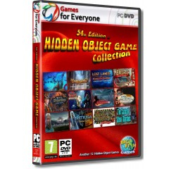 Hidden Object Games Vol.54 - 12in1