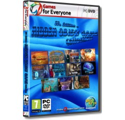 Hidden Object Games Vol.57 - 11in1