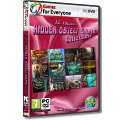 Hidden Object Games Vol.53 - 12in1