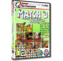 Match 3 Game Collection Vol.10 - 8in1