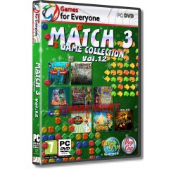 Match 3 Game Collection Vol.12 - 8in1