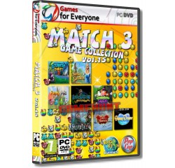 Match 3 Game Collection Vol.15 - 8in1
