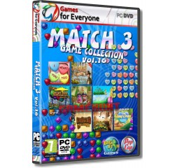 Match 3 Game Collection Vol.16 - 8in1