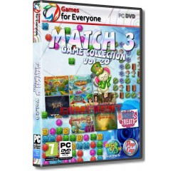 Match 3 Game Collection Vol.20 - 8in1