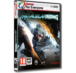 Metal Gear Rising - Revengeance - 3 Disk