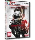 Metal Gear Solid V - The Phantom Pain - 4 Disk