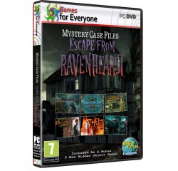 Mystery Case Files - Escape from Ravenhearst - 7in1