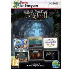 Mystery Case Files - 13th Skull - 7in1