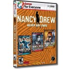 Nancy Drew - Never Say Dare 3in1