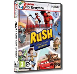 RUSH A Disney - PIXAR Adventure