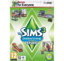 Sims 3 - Outdoor Living Stuff (Add-On)
