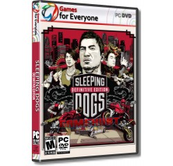 Sleeping Dogs - Definitive Edition (Exp)