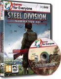 Steel Division Normandy 44 - 3 Disk