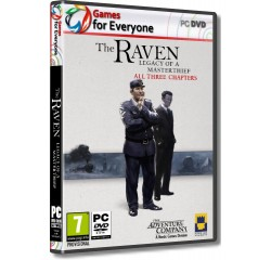 The Raven - Legacy of a Master Thief - 3in1