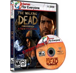 The Walking Dead A New Frontier - 3 Disk