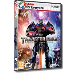 TRANSFORMERS - Rise of the Dark Spark