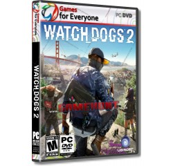 Watch Dogs 2 - 3 Disk